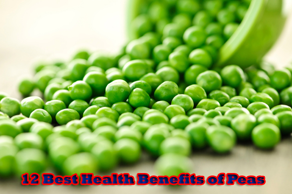 12 Best Health Benefits of Peas