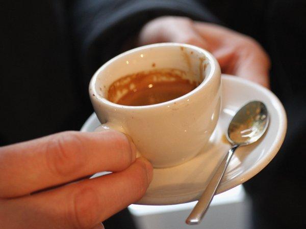 Avoid coffee and tea