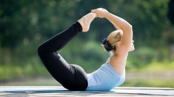 dhanurasana Yoga Asana for Naturally Glowing Skin
