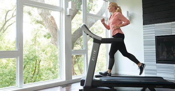 leaning forward Common Treadmill Mistakes