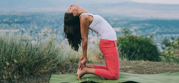 ustrasan Yoga Asana for Naturally Glowing Skin