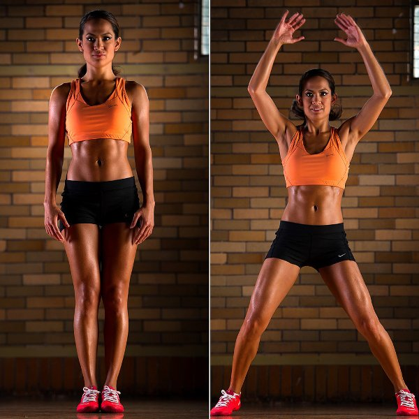 bodyweight moves that burn fat fast