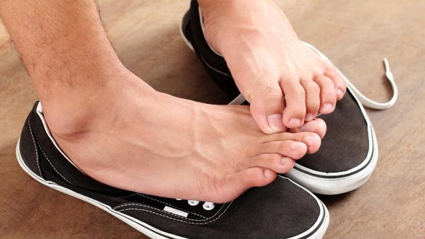 home remedies to eliminate foot odor