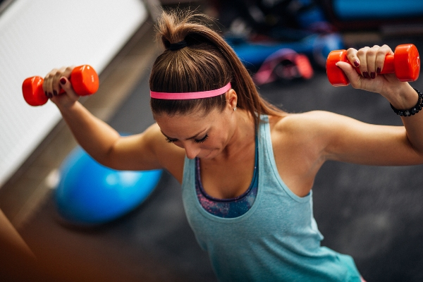 Here we have compiled 10 reasons why lifting weights are important for your health.